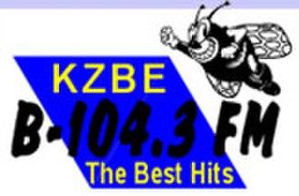 KZBE - Image: KZBE logo