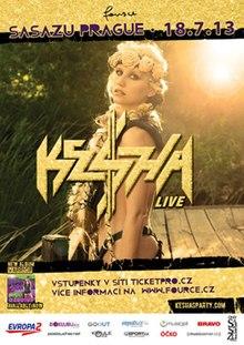 Kesha 2013TourPoster.jpg