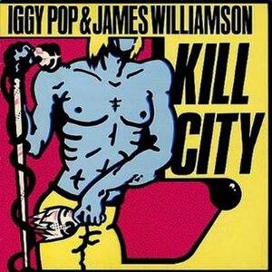 Kill City - Image: Kill City cover