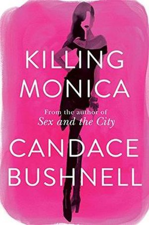 Killing Monica - Image: Killing Monica book cover