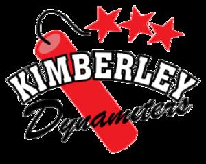 Kimberley Dynamiters (KIJHL) - Image: Kimberley Dynamiters