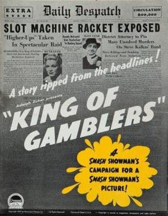 King of Gamblers - Image: King of Gamblers poster
