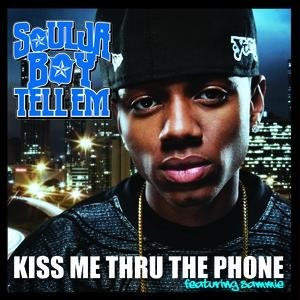 Kiss Me thru the Phone - Image: Kiss Me Thru The Phone Single
