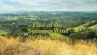 <i>Last of the Summer Wine</i> British sitcom