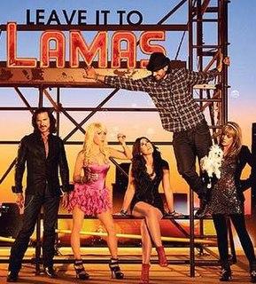 <i>Leave It to Lamas</i>