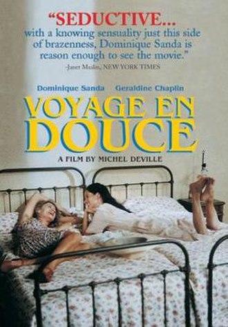 Le Voyage en douce - Promotional poster