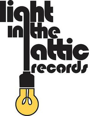 Light in the Attic Records - Image: Litalogos