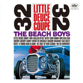 Little Deuce Coupe - Image: Little Deuce Cover
