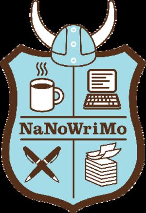 National Novel Writing Month - Image: Logo of National Novel Writing Month