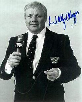 Lord Alfred Hayes - Image: Lord Alfred Hayes