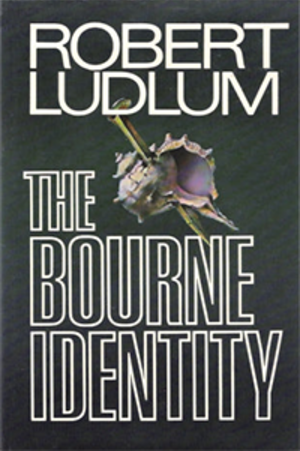 The Bourne Identity (novel) - Image: Ludlum The Bourne Identity Coverart