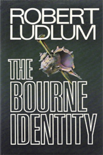 Picture of a book: The Bourne Identity