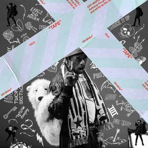 Luv Is Rage 2 - Image: Luv Is Rage 2 cover