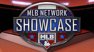 <i>MLB Network Showcase</i> television series
