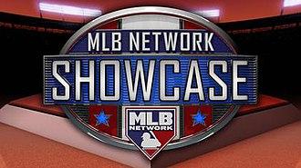 MLB Network Showcase - Image: MLBN Showcase Logo