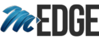 M-Net - Logo of M-Net Edge, launched in 2014