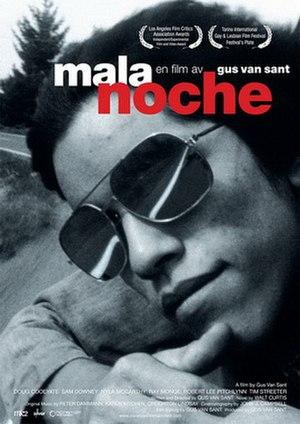 Mala Noche - Theatrical release poster
