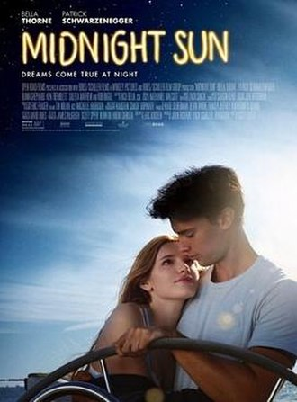 Midnight Sun (2018 film) - Theatrical release poster