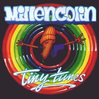 Same Old Tunes - Image: Millencolin Tiny Tunes cover