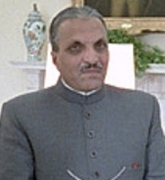 Chief of Army Staff (Pakistan) - Image: Muhammad Zia ul Haq 1982 (cropped)