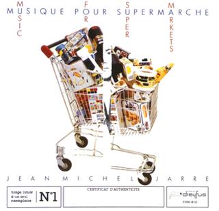 <i>Musique pour Supermarché</i> 1983 studio album by Jean-Michel Jarre