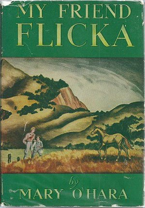 My Friend Flicka - First edition