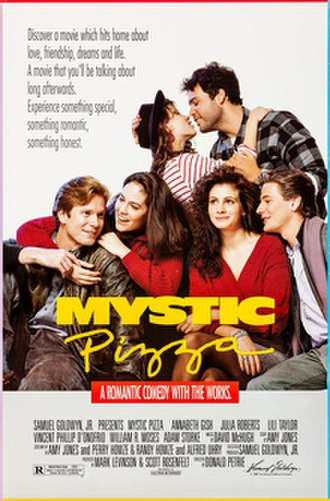 Mystic Pizza - Theatrical release poster