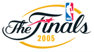 2005 NBA Finals - Image: NBA Finals 05