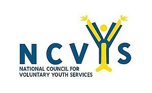 National Council for Voluntary Youth Services - Image: NCVYS Logo