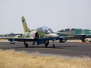 Namibian Defence Force - Air Force K-8