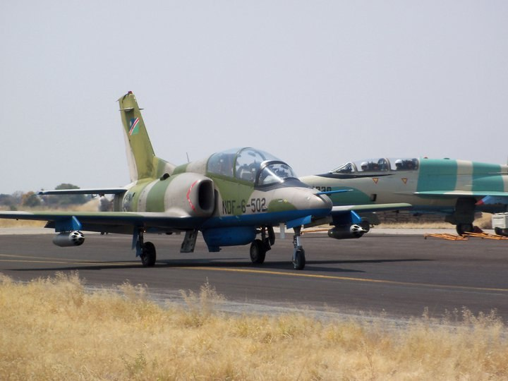 Namibian Air Force K-8