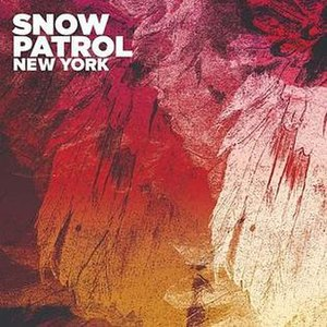 New York (Snow Patrol song) - Image: New York Snow Patrol