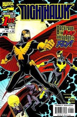 Nighthawk (Marvel Comics) - Wikipedia