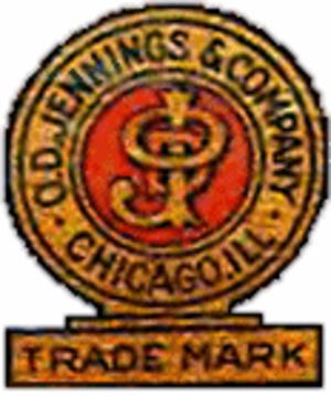 Jennings & Company - Image: O D Jennings Logo
