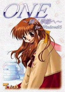 <i>One: Kagayaku Kisetsu e</i> 1998 film directed by Kan Fukumoto and Shigenori Kageyama