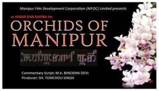 <i>Orchids of Manipur</i> (film) 1993 Indian film