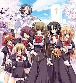 List of Otome wa Boku ni Koishiteru characters - Wikipedia