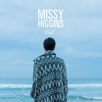 Oz (Missy Higgins album) - Image: Oz Missy Higgins Album Cover