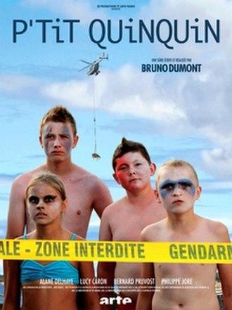 P'tit Quinquin (film) - French poster