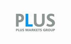 PLUS Markets Group - Image: PLUS logo small