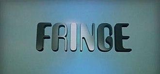 Peter (Fringe) - Image: Peter Fringe