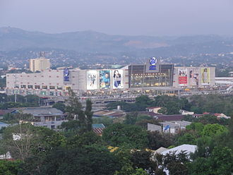 SM City Marikina - An aerial view of SM City Marikina