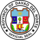 Official seal of Davao del Norte