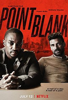 Point Blank (2019 film) - Wikipedia