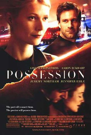 Possession (2002 film) - North American theatrical release poster