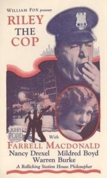 Poster of the movie Riley the Cop.jpg