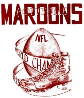 Pottsville Maroons 1920s American football team