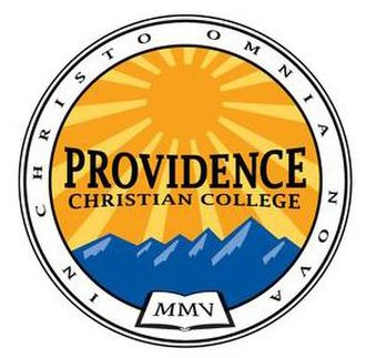Providence Christian College - Seal of Providence Christian College