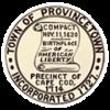 Sceau officiel de Provincetown, Massachusetts