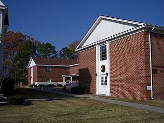 Mid-Atlantic Christian University - Heritage Hall